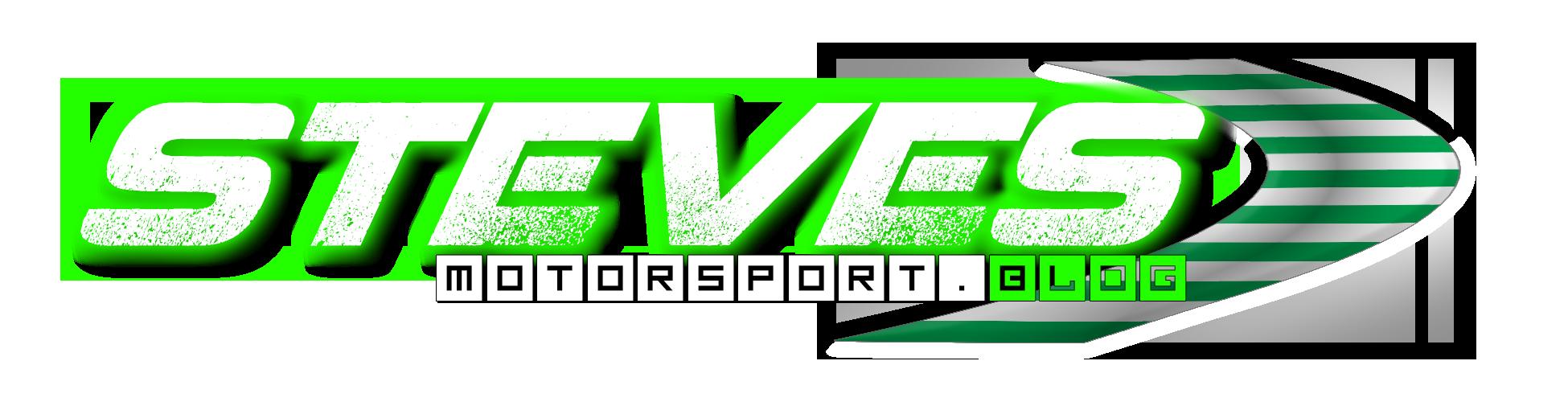Steve's Motorsport Blog